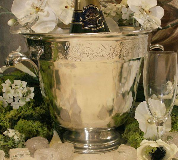 cadeau seau à champagne