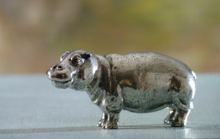 cadeau hippopotame
