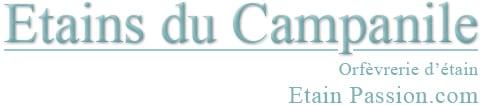 Etains du Campanile - EtainPassion.com