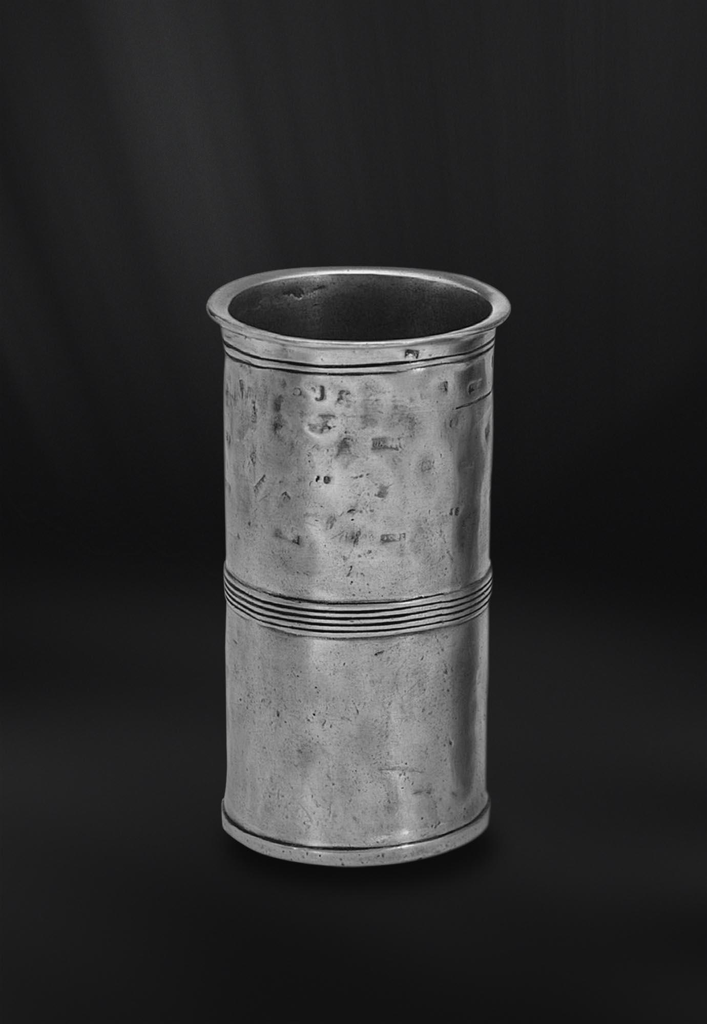 POT etain antique