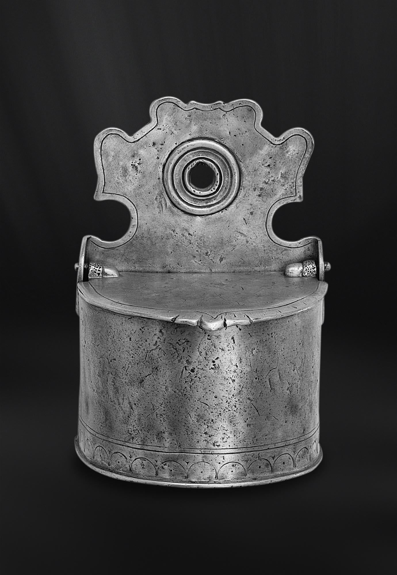 SALIERE etain antique