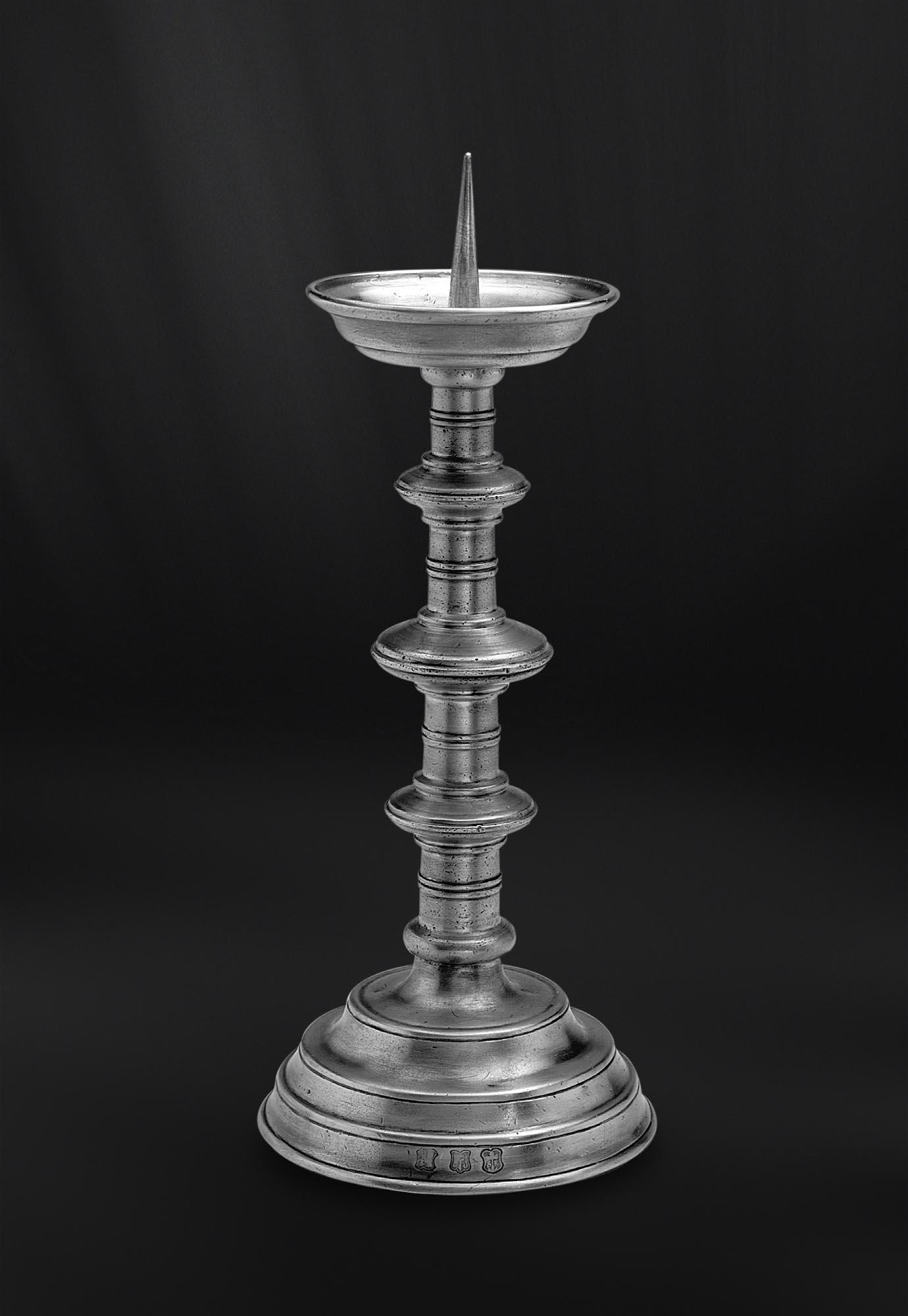 PIQUE CIERGE etain antique